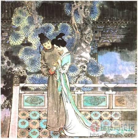〈原创〉[七律]    梦游仙境有所示 - 文学天使 - 桃花苑主