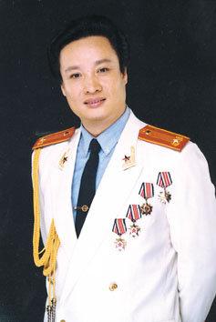 阎晶晶父亲阎维文,我国著名歌唱家