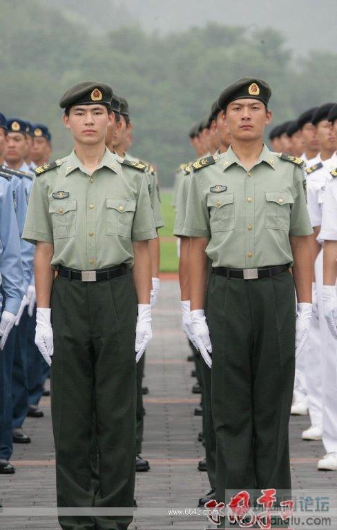 中国人民解放军07式军服