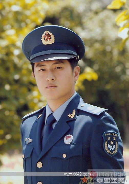 中国人民解放军07式军服图片