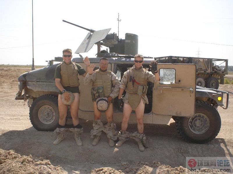 美军的总政歌舞团