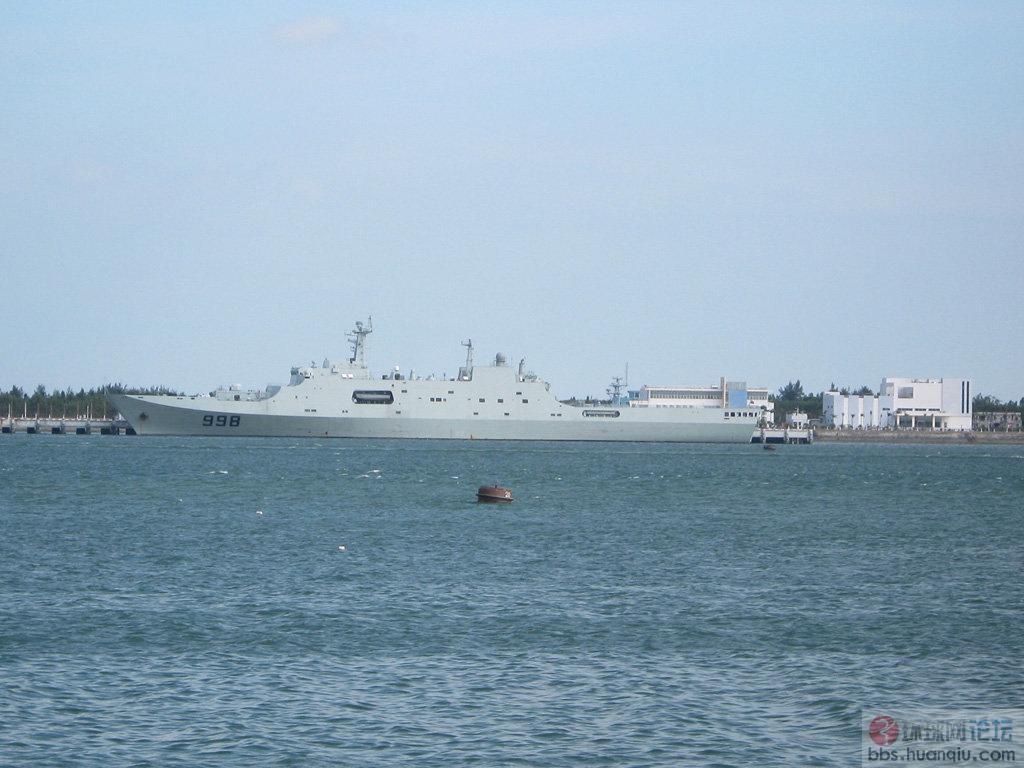 【最新】【湛江南海舰队基地图片】//图片