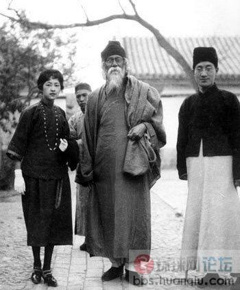 林徽因&泰戈尔&徐志摩.jpg图片
