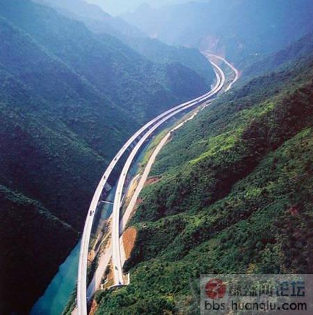 令人叹为观止的中国公路 - 闻九祯 - 万千希冀 百炼成钢