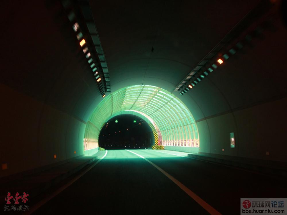 陕沪福银高速(西安-商洛-山阳)一路风光