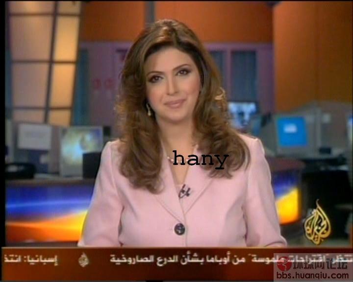 为什么半岛电视台出如此惊为天人的美女新闻主持人