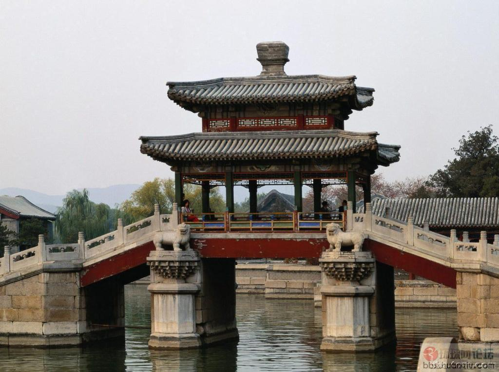 环球旅游 69 中华建筑的经典杰作   原始社会至汉代是中国古建筑图片