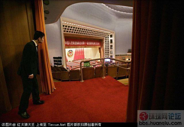 """中国最神秘的部队:人民大会堂内神秘""""黑衣人""""!! - OK-X - OK-X的博客"""