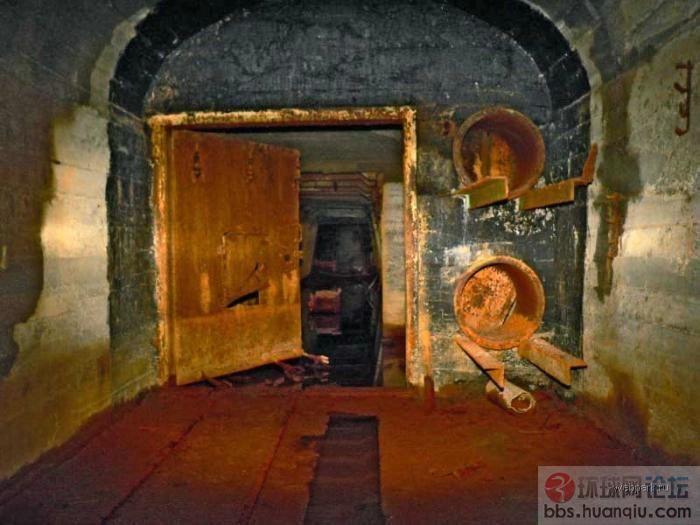 废弃核原料矿井内部图集