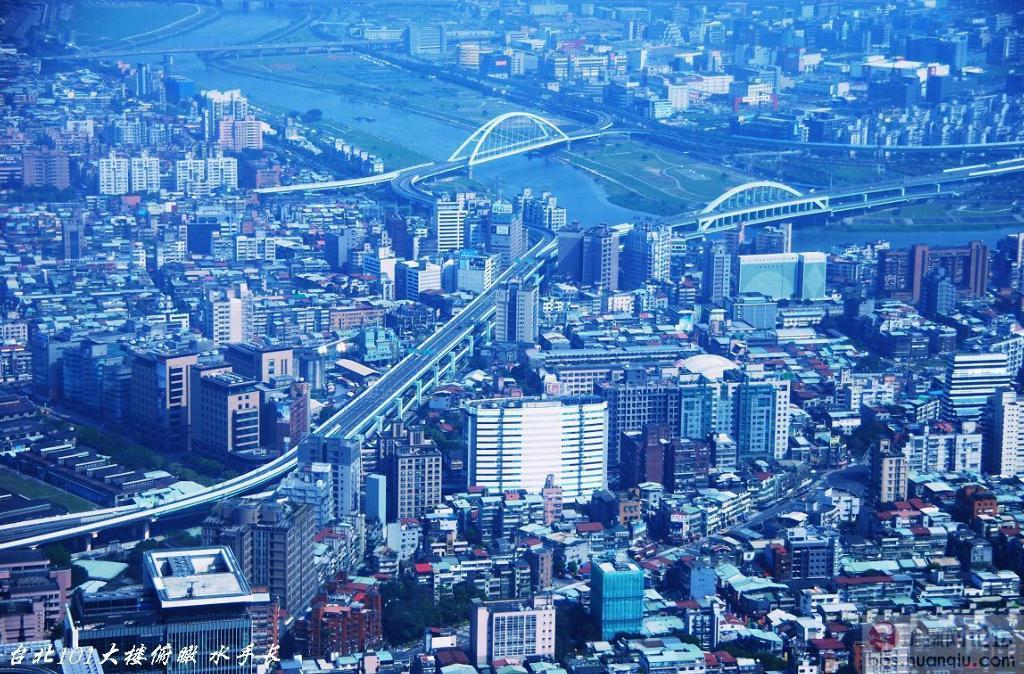 石家庄是个大城市,要是把台北101去掉