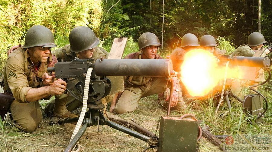美国战争猛片登陆中国:美大兵强烈冲击13亿中