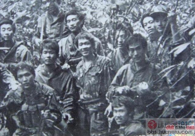 揭秘中国军队杀入越南的可怕敢死队(图)