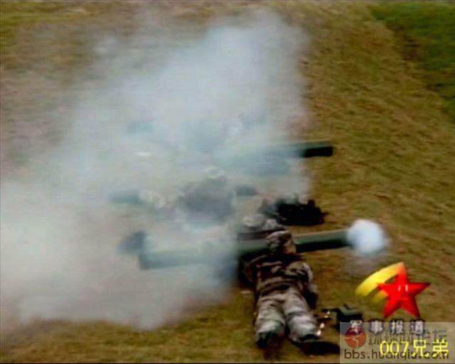 解放军单兵武器威力惊人