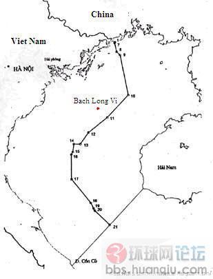 尾岛(越南称夜莺岛)