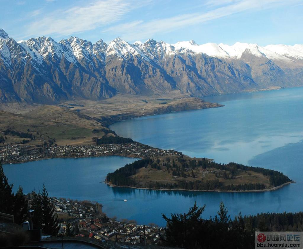 我刚从新西兰南岛回来【摄影报道】