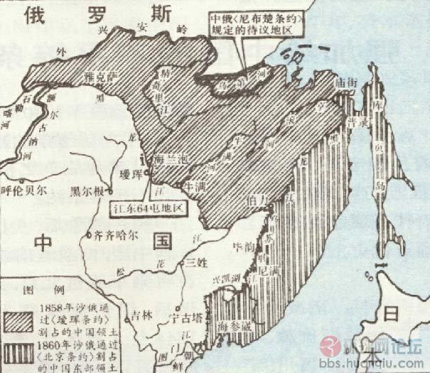 俄罗斯出海口地图