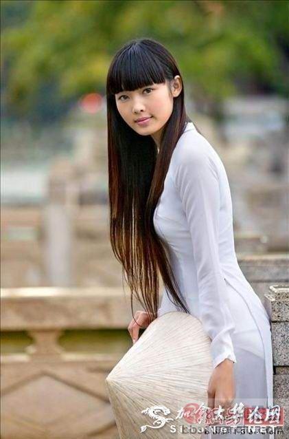 越南美女最想嫁中国人图