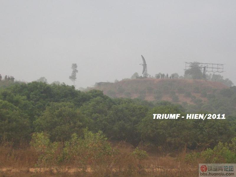 偷拍猴子的防空导弹阵地