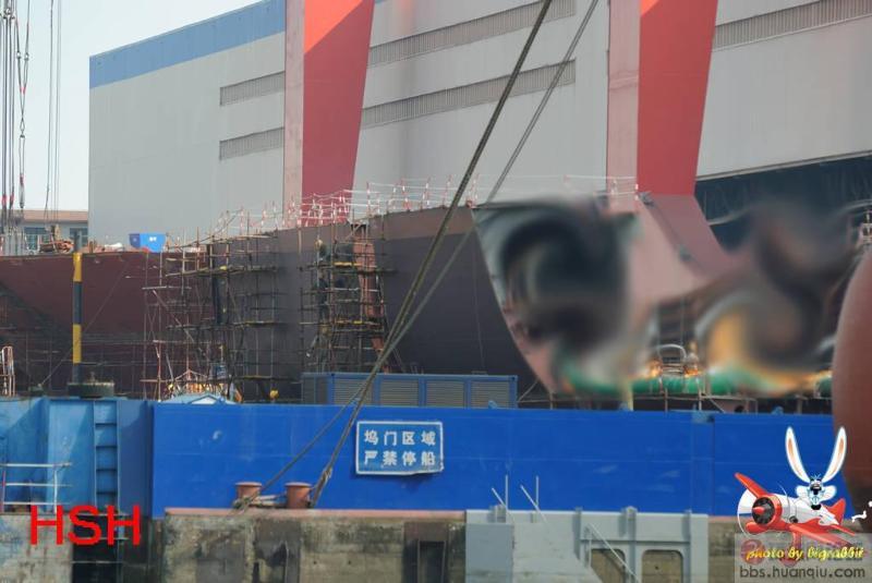 沪东厂发现大玩意:国产坞登要批量制造了?