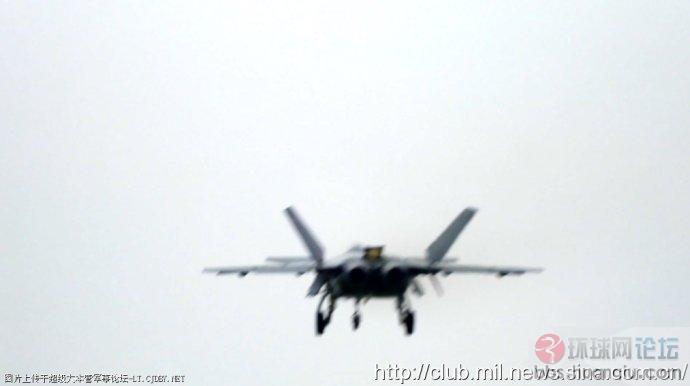 歼20加力菊花真猛:成飞里多种战机又在试飞!