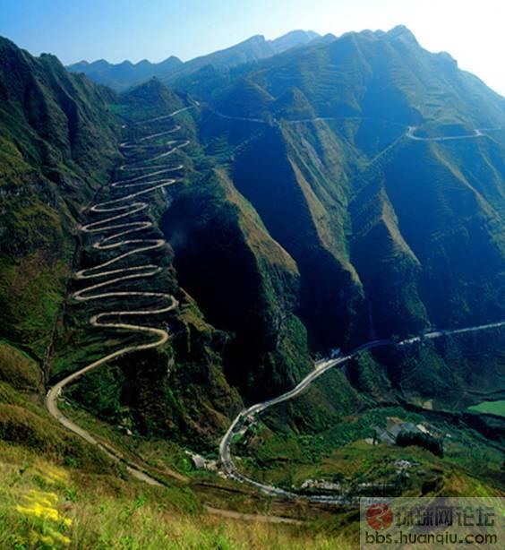 网游黔西南 贵州黔西南风景如画 中国背梁的日志图片
