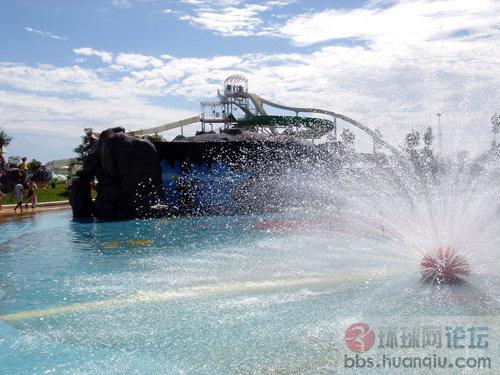 秦皇岛乐岛海洋嘉年华:冰爽暑期假日的守护者