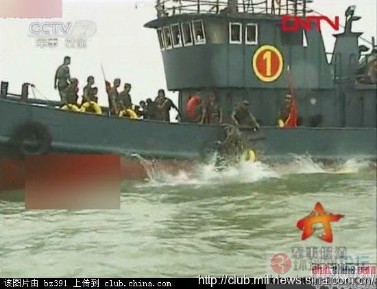 """央视大爆猛料:中国军方可能动用""""猛虎师""""收复南沙"""