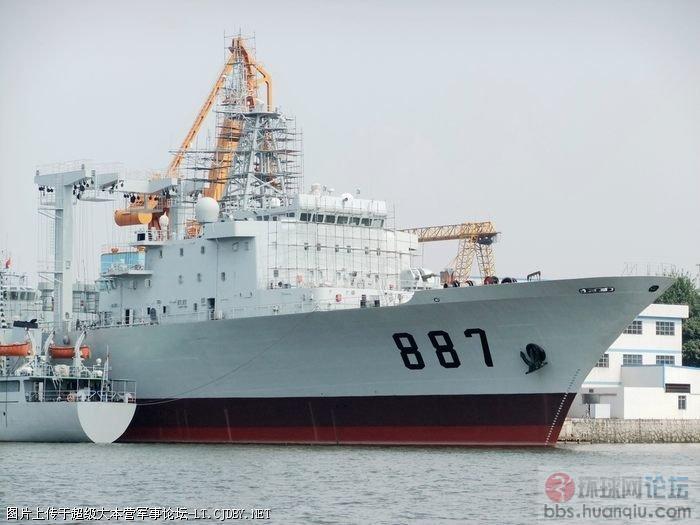空前高潮!黄埔船厂多艘新舰接近完工