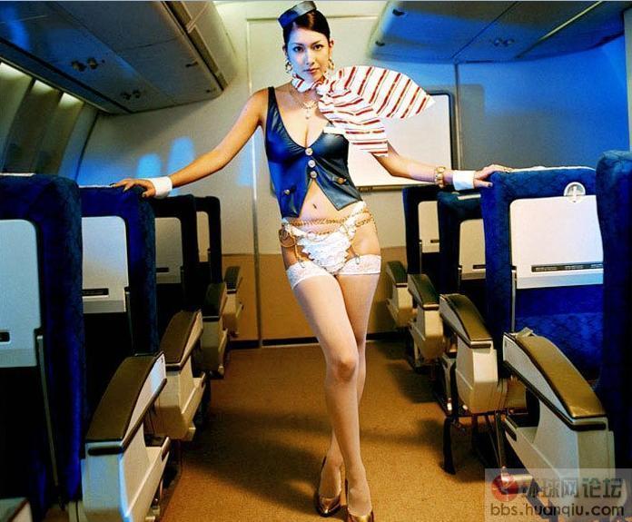 私人飞机有空姐的吗_私人飞机空姐