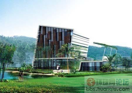 """钟山国际高尔夫别墅作为""""中国十大超级豪宅之首"""",南京顶级别墅的"""