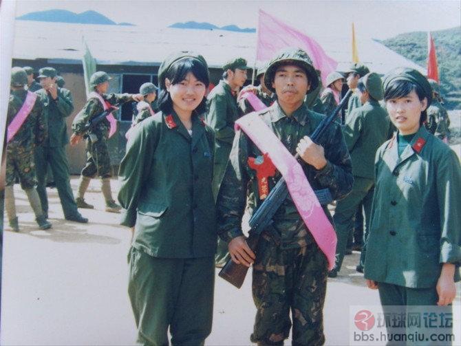 越南是任何对待中国女战俘的 历史茶坊