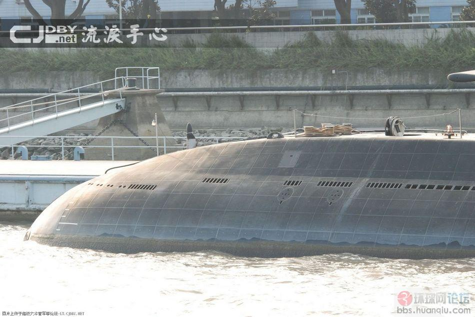 绝对一流!细品中国新潜艇工艺水平(高清组图)