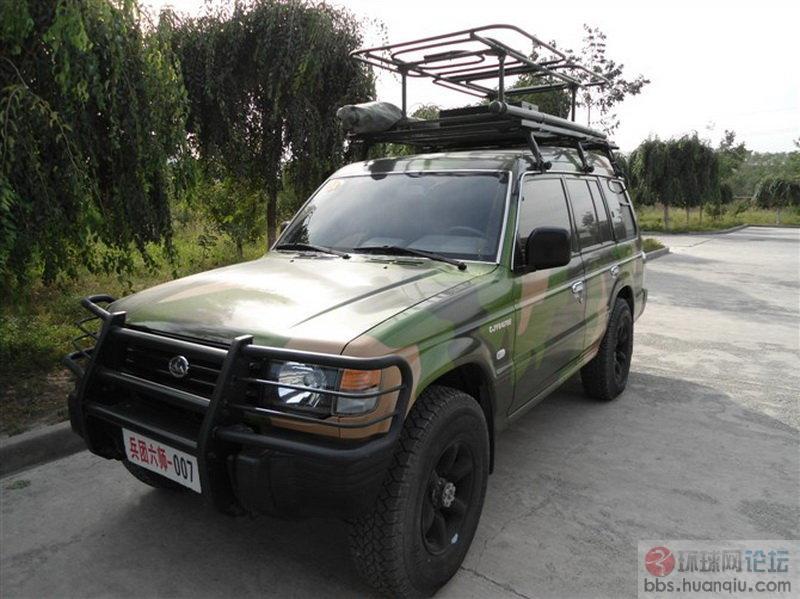 新疆建设兵团民兵的特种维稳车辆