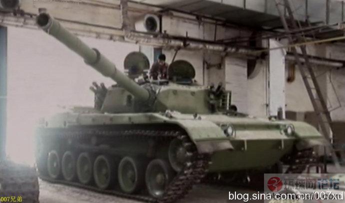 极端罕见:96式主战坦克炮塔最里层装甲钢板曝光!