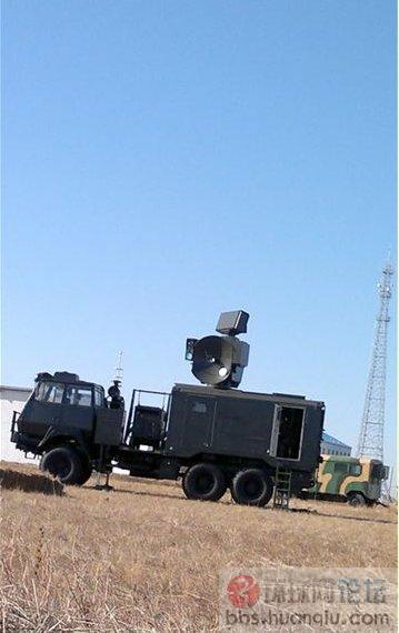 非常先进的中国陆军新一代防空火控系统