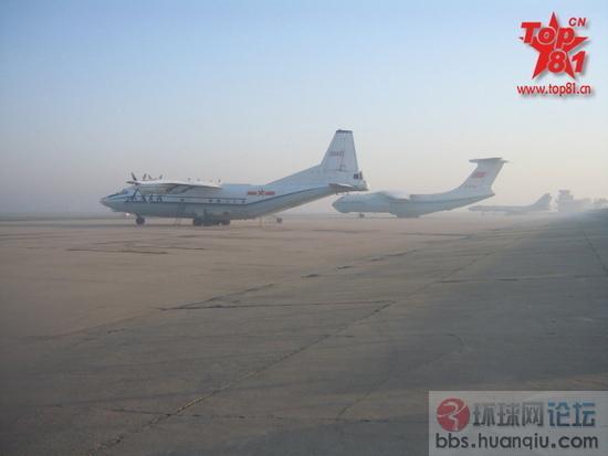 """中国空军强悍组图集锦:运8""""腮腺炎""""高新机太邪恶了"""