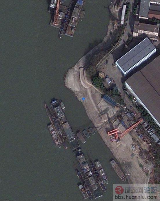 这是中国的什么新式潜艇,一口气下水四艘啊!