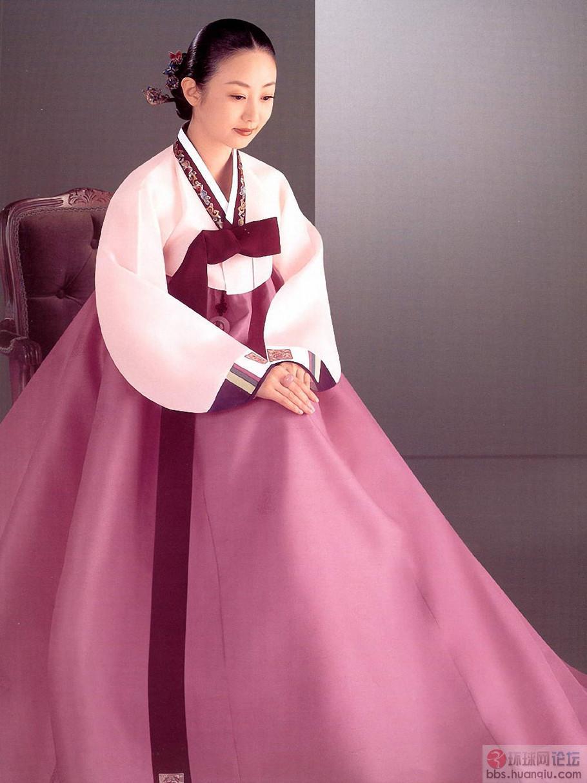 朝鲜族传统女子服装(上)