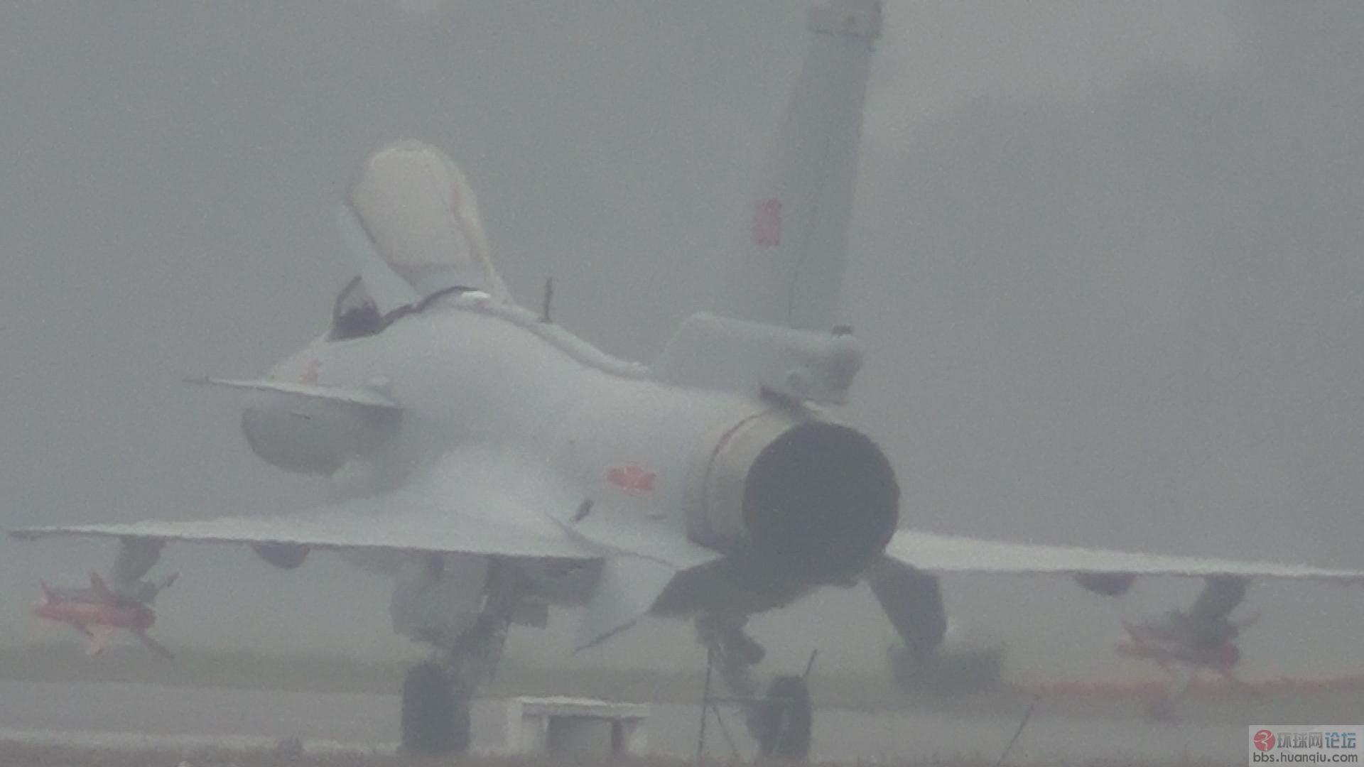 太行发动机逐渐成熟:05号歼十B战机又开始试飞了