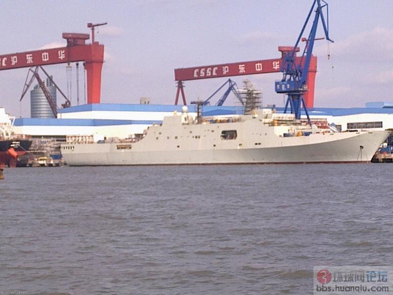 大造特造:中国海军新型战舰是多多益善