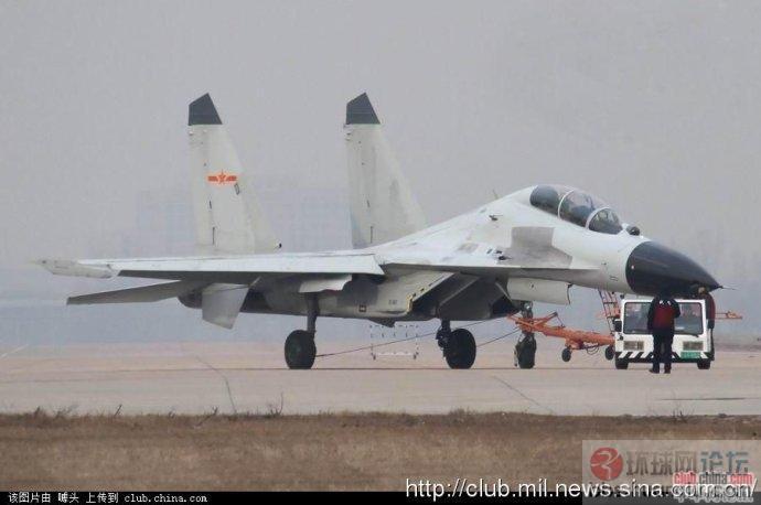 这就是中国传说中的歼16战机?