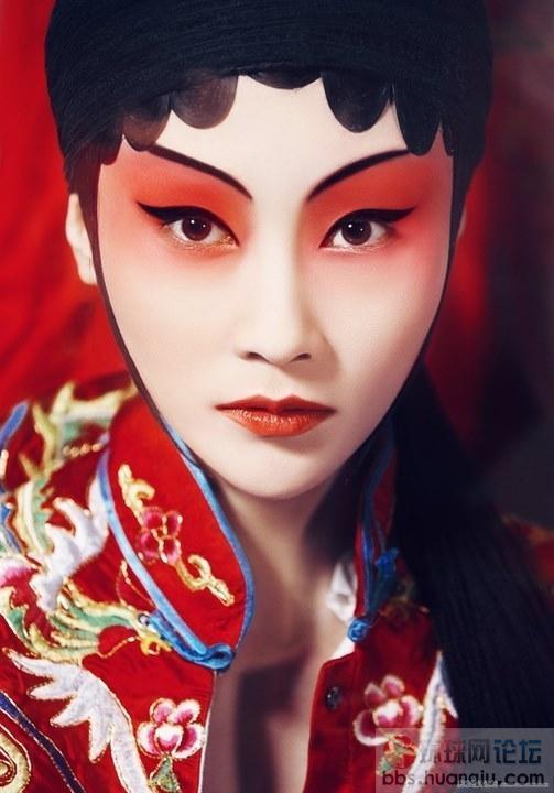 中国式性感--旗袍美女