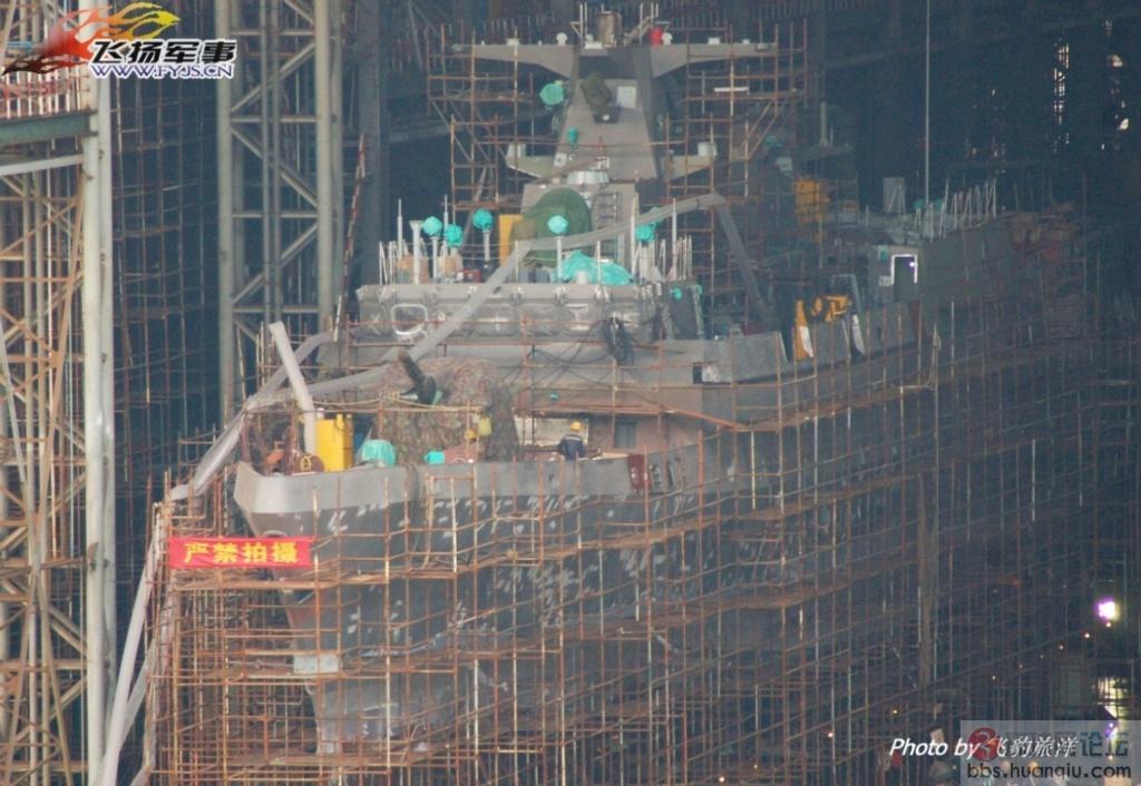 中国海军056和054A正在猛干!