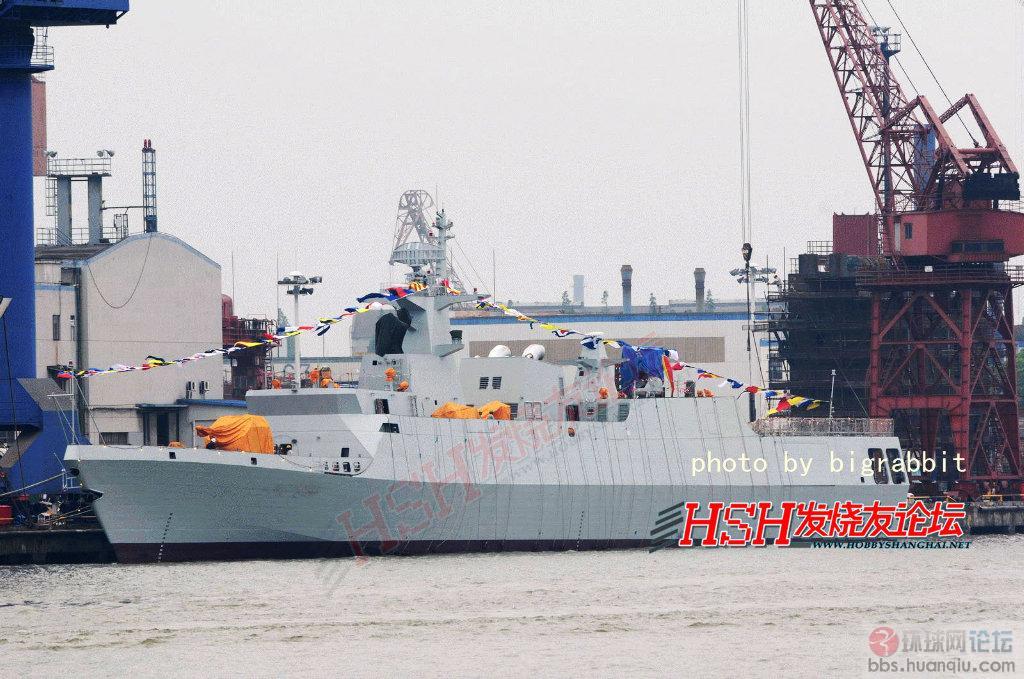 056,中国的濒海战斗舰? - 无极 - zhansuncn的博客