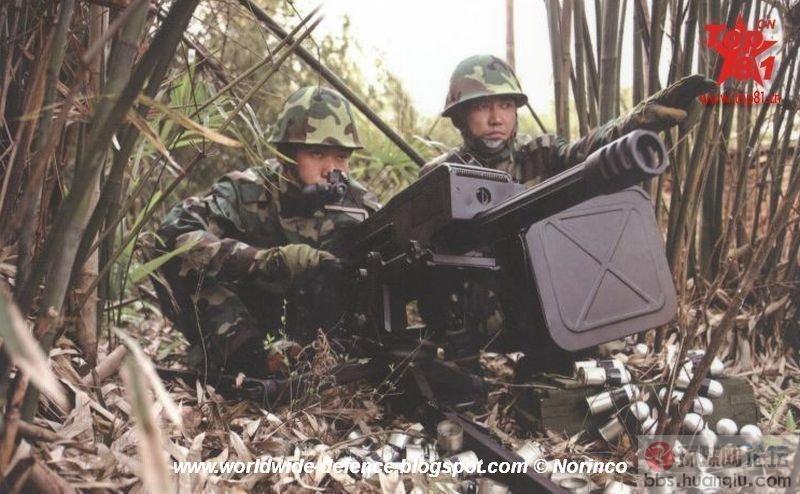 中国军工最近鼓捣出来的一些新式玩意