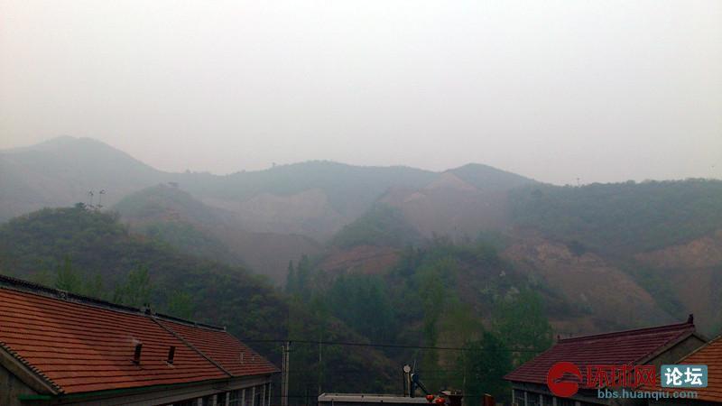 腾飞矿业在河北省秦皇岛市青龙县八道河乡长沟村和郭丈子村两村经营和