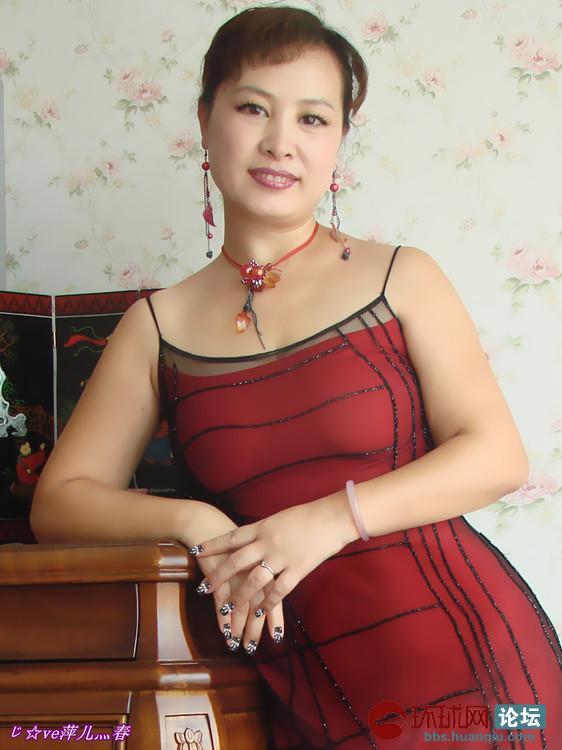 中年女人 风韵犹存图片