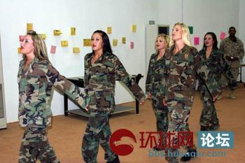 美女女兵被虐待