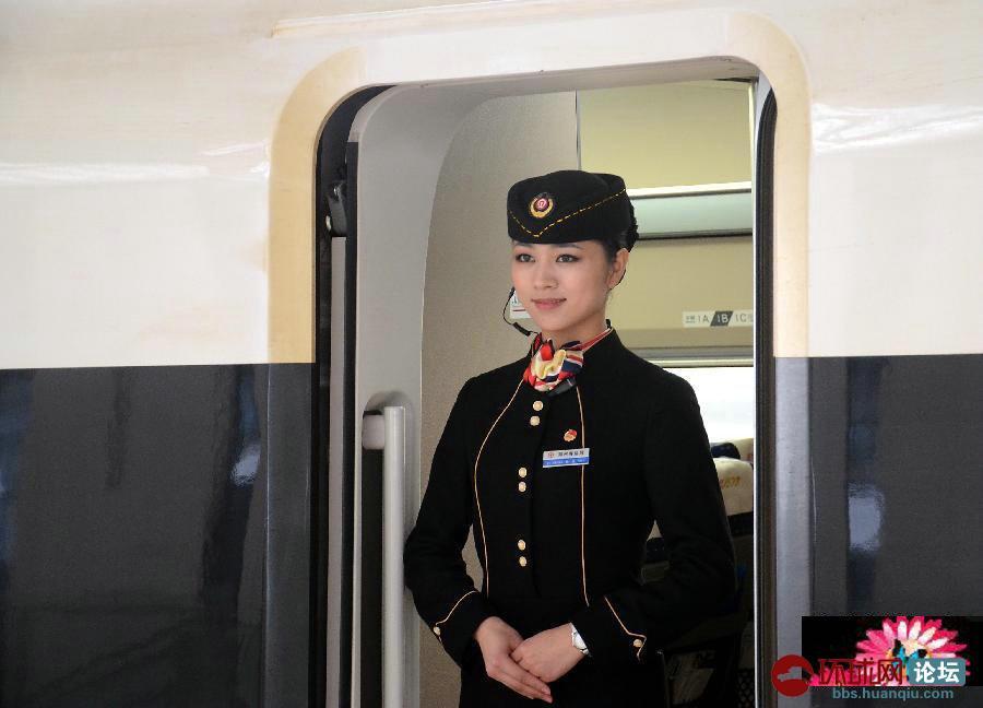 美丽大方 中国空姐 高姐大PK!