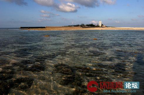 中建岛:沙洲变绿洲,地理位置极其重要!